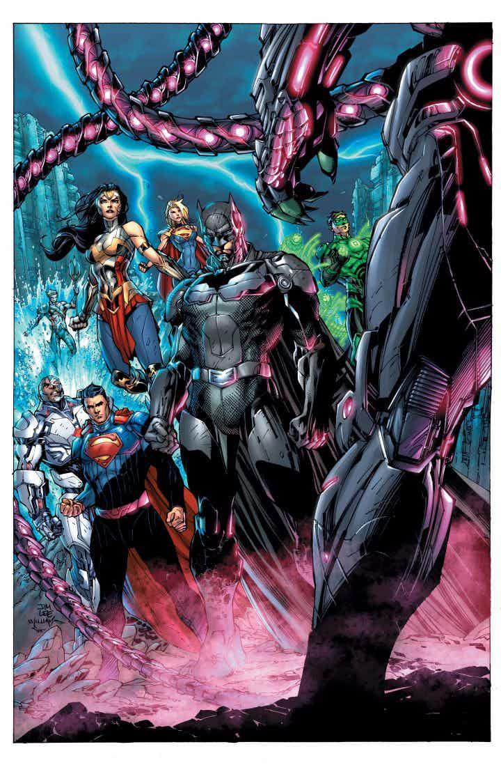 Брейниак сыграет важную роль в сюжете комикса-предыстории Injustice 2 - Изображение 1
