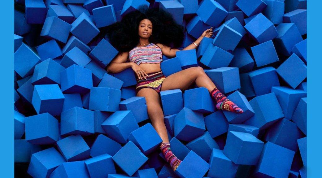 Кто такая SZA, и почему нужно слушать ее новый альбом CTRL - Изображение 9