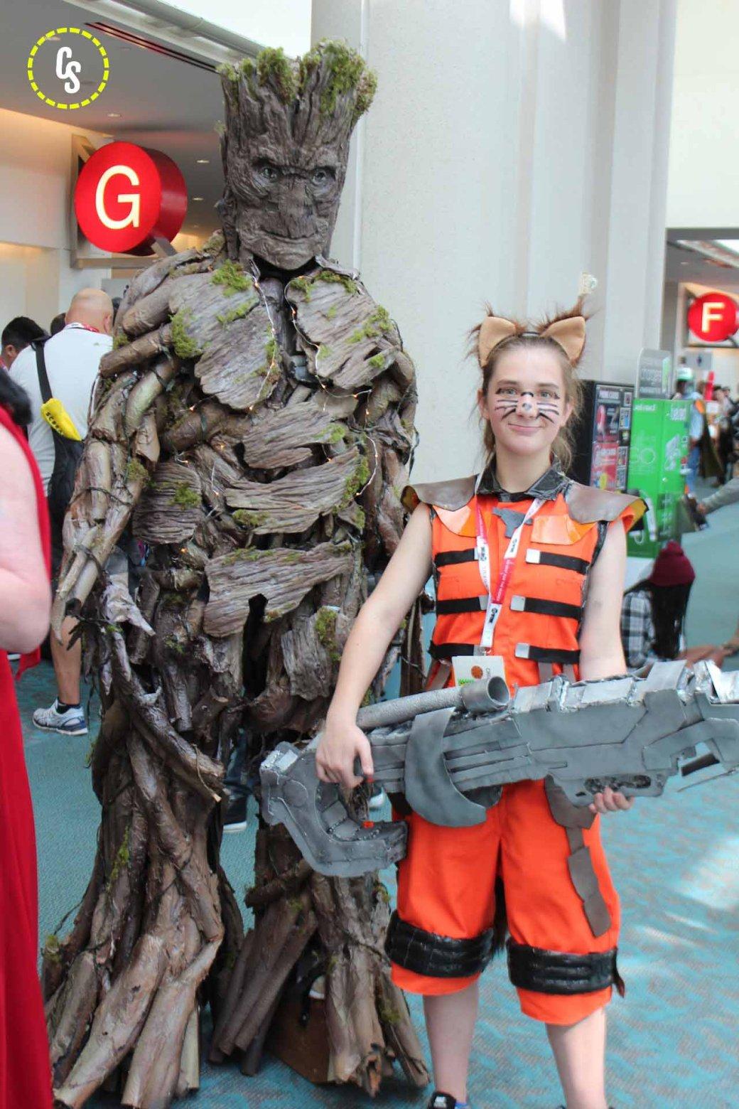 Лучший косплей Comic-Con 2015 - Изображение 73