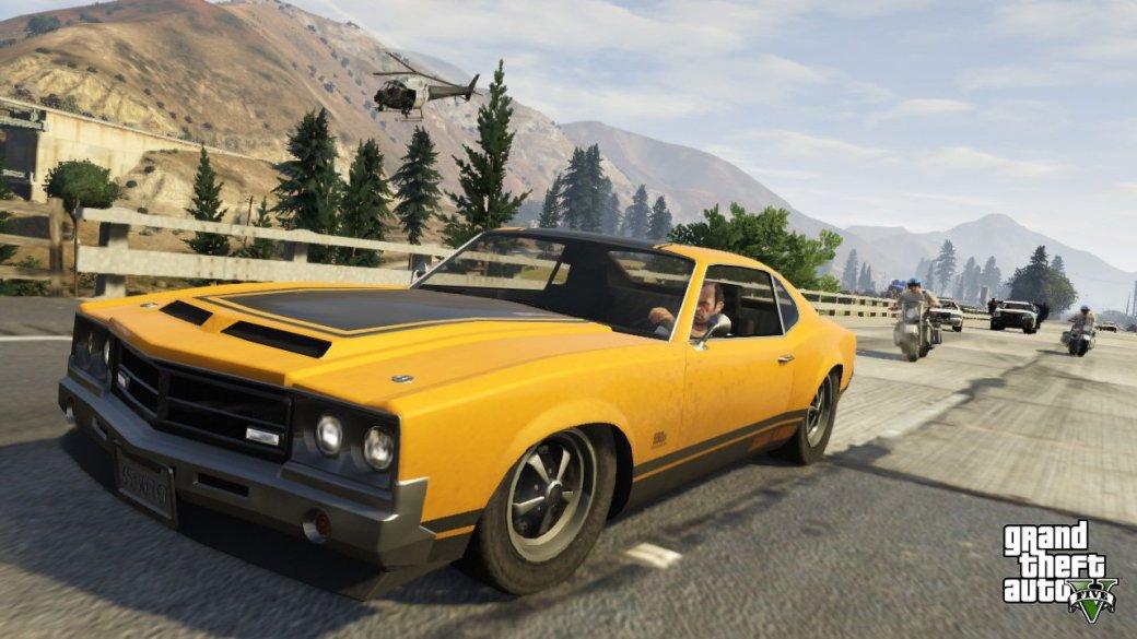 Опубликованы новые кадры из GTA V - Изображение 4