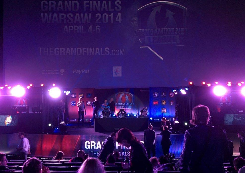 Wargaming League Grand Finals в Варшаве. Первые впечатления - Изображение 1