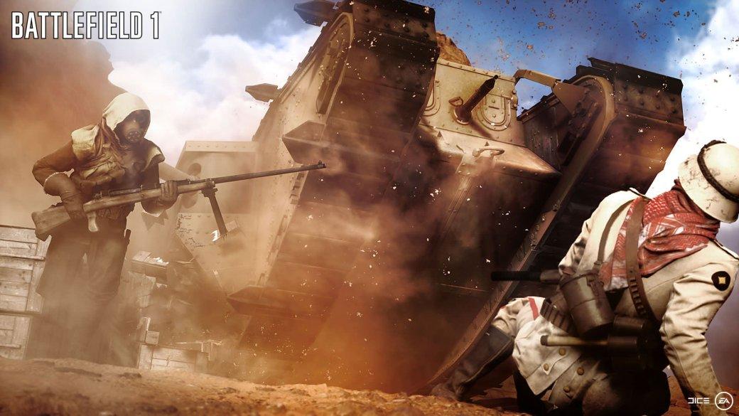 В Battlefield 1 не будет русских - Изображение 1