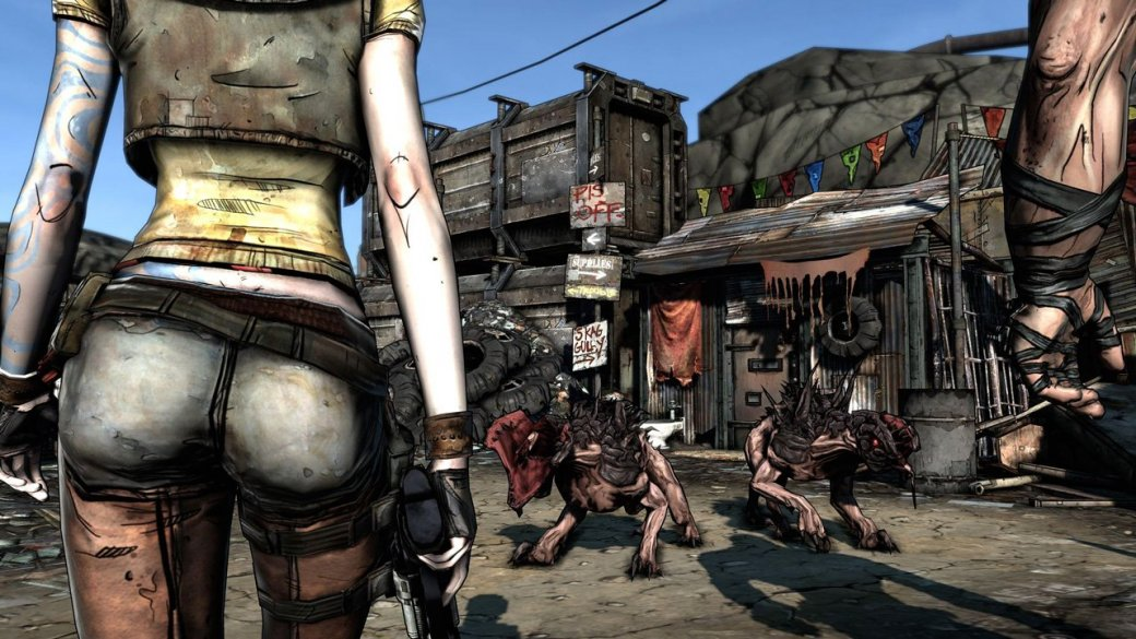 Многопользовательский режим Borderlands ожил в Steam - Изображение 1