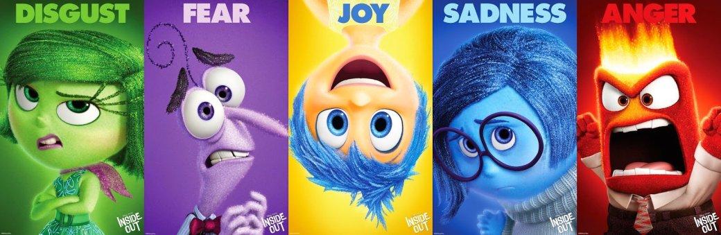 Рецензия на «Головоломку» Pixar - Изображение 2