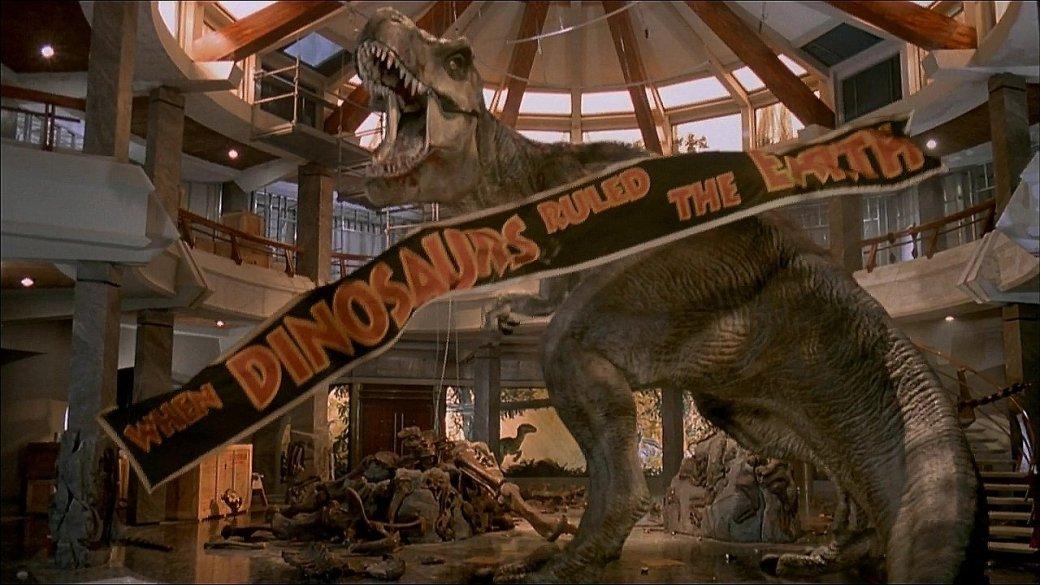 «Мир юрского периода 2» обещает ужасы и механических динозавров - Изображение 1