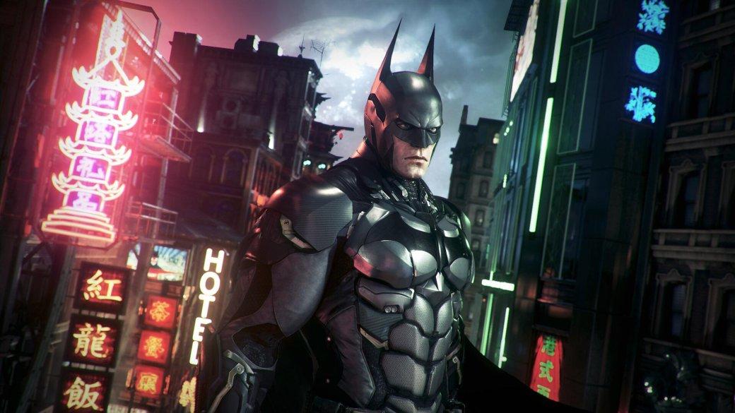 Бэтмен попал в китайский квартал на кадрах из Arkham Knight - Изображение 1