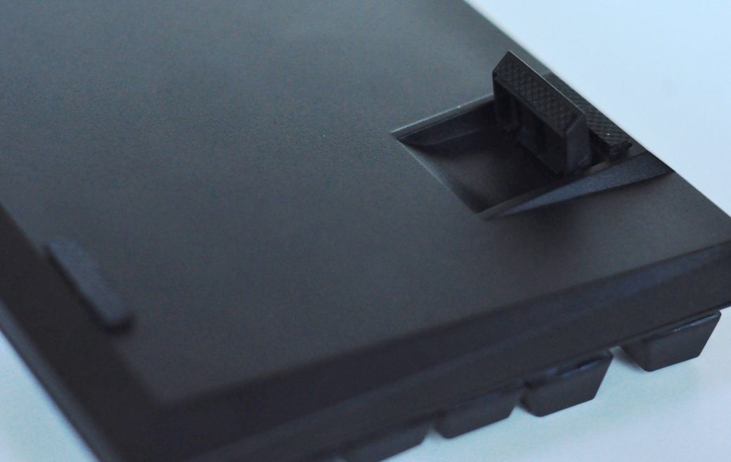 Обзор механической клавиатуры HyperX Alloy FPS - Изображение 4