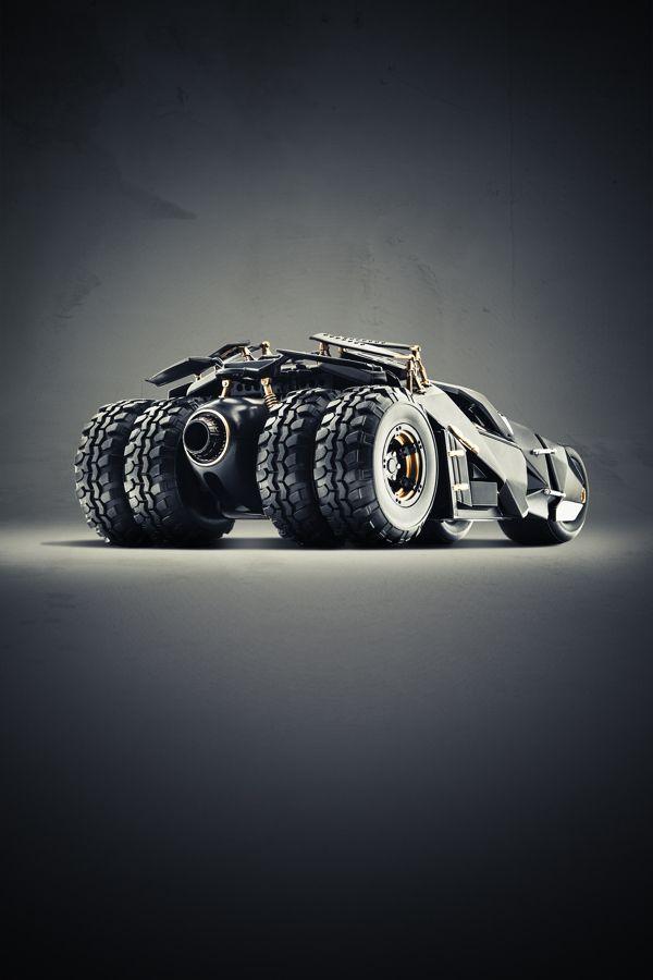 История бэтмобиля: все машины Темного Рыцаря - Изображение 26