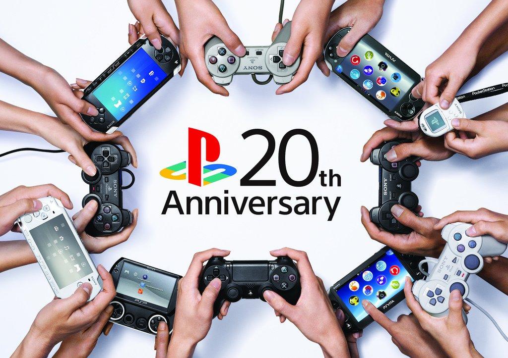 PlayStation исполнилось 20 лет - Изображение 1