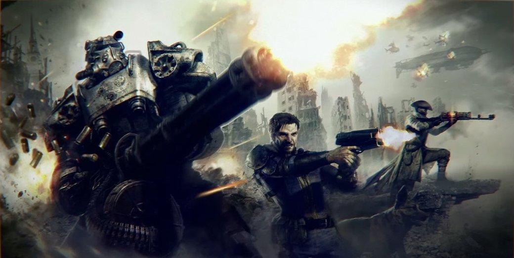 Предзагрузку Fallout 4 можно сделать на любой платформе - Изображение 1