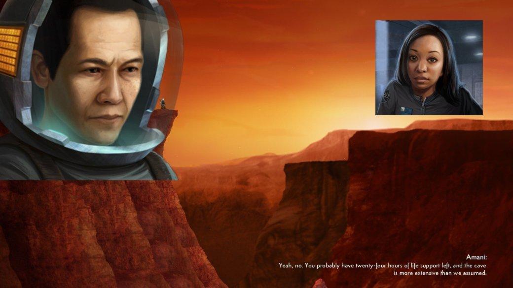 Waking Mars. Рецензия - Изображение 2