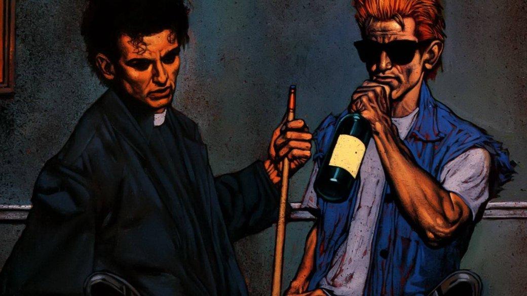 Канал AMC взялся за комиксы Preacher - Изображение 2