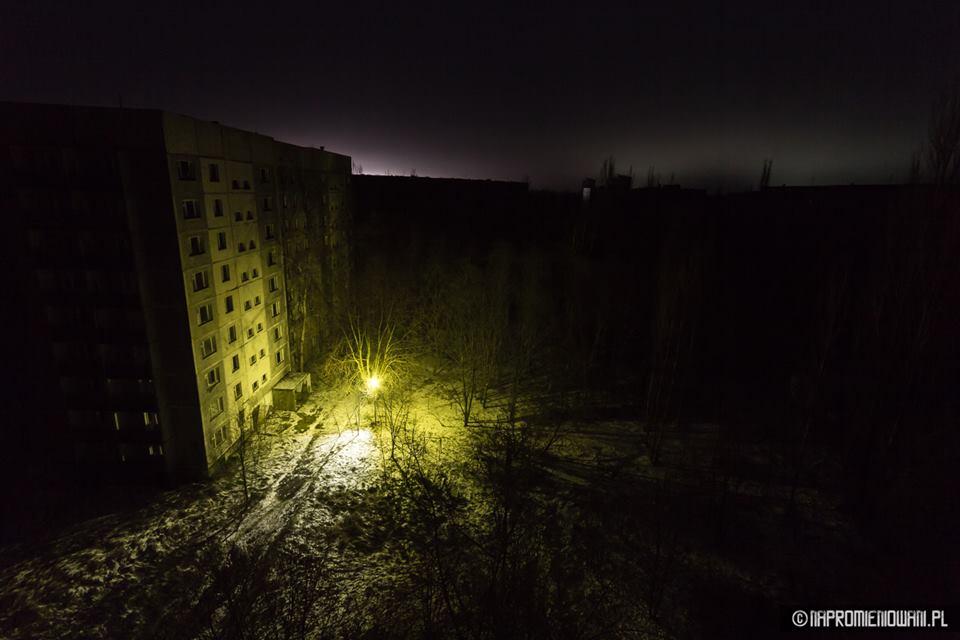 Жуткая красота: вПрипяти снова загорелся свет после 31 года темноты - Изображение 7