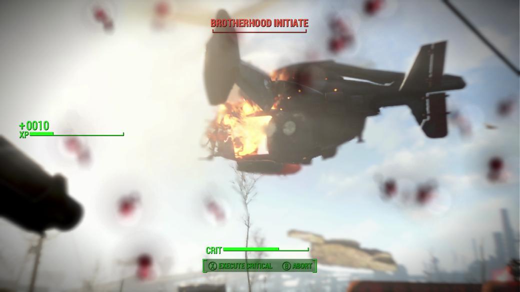 Женщина, собака и пулемет на борту в новом арте и скринах Fallout 4 - Изображение 12