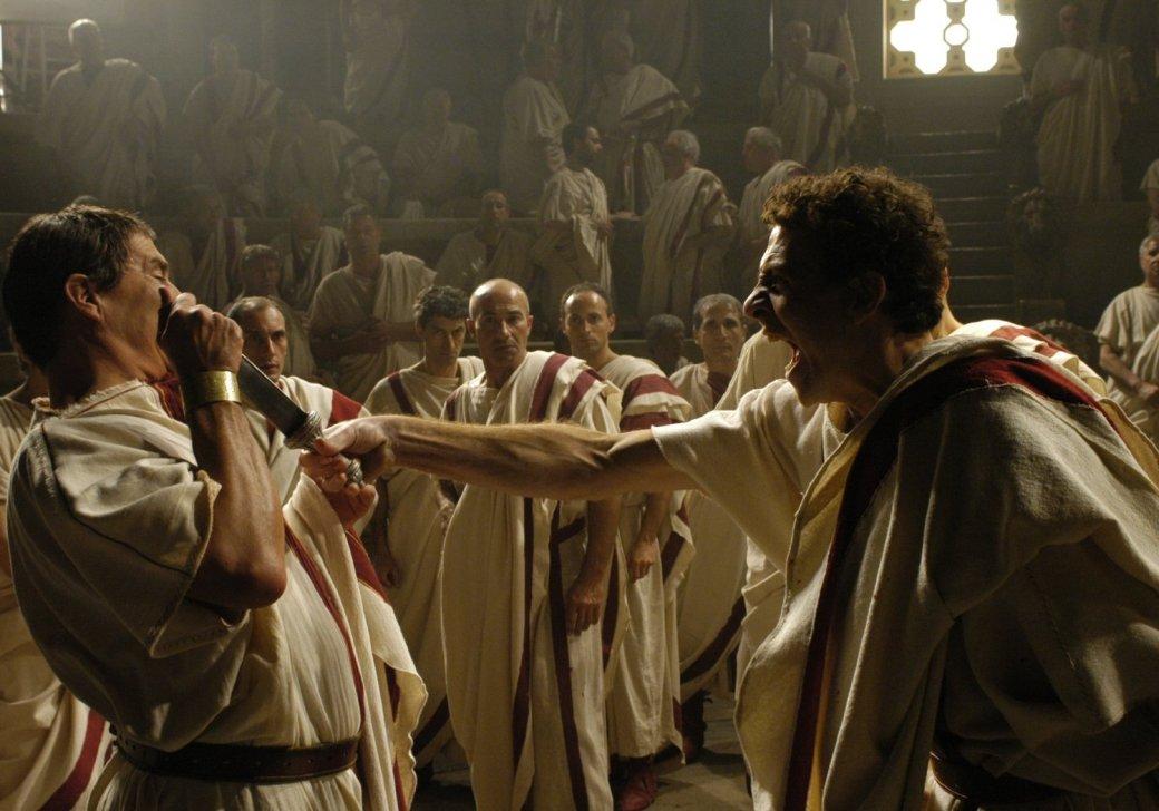 Легендарные сериалы: «Рим» - Изображение 2