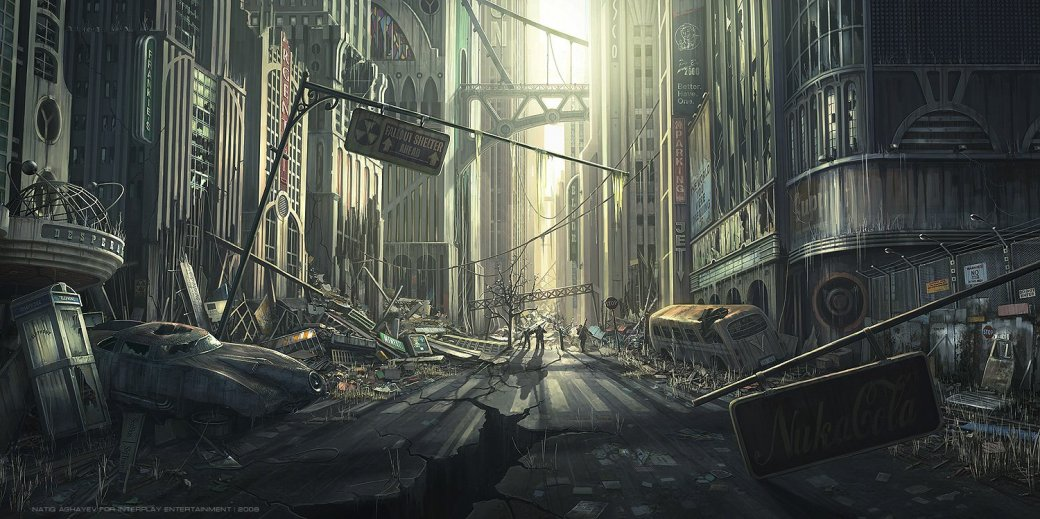 Лучший арт мира Fallout - Изображение 24