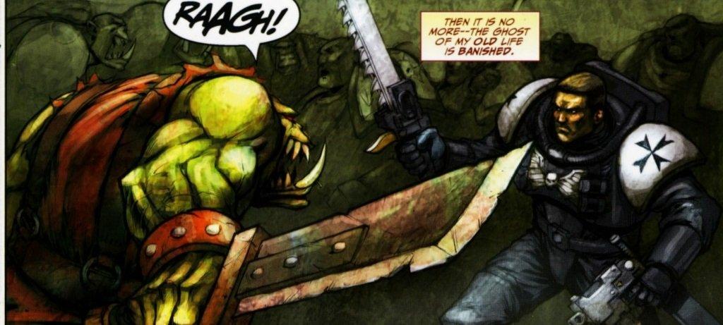 Самые крутые комиксы по Warhammer 40.000. - Изображение 12