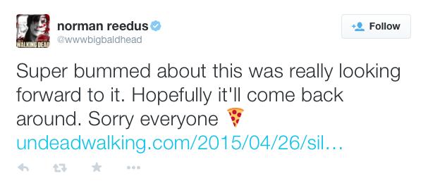 Норман Ридус подтвердил отмену Silent Hills - Изображение 2