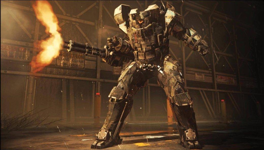 Первое дополнение к Advanced Warfare подоспеет после Нового года - Изображение 1