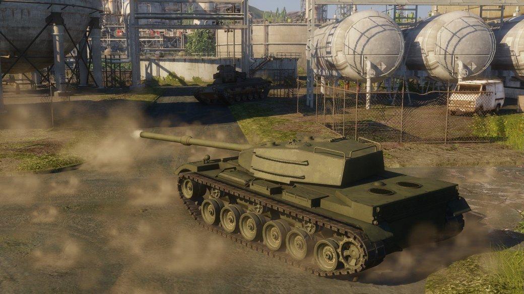 В «Armored Warfare: Проект Армата» появились китайские танки - Изображение 1