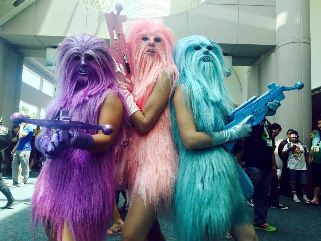 Лучший косплей Comic-Con 2015 - Изображение 2