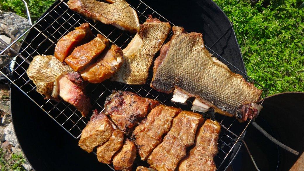 Как приготовить рыбу для копчения в домашних условиях