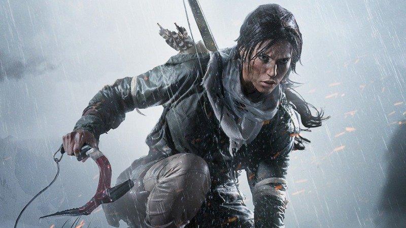 Слух: Rise of the Tomb Raider выйдет на PS4 в октябре - Изображение 1
