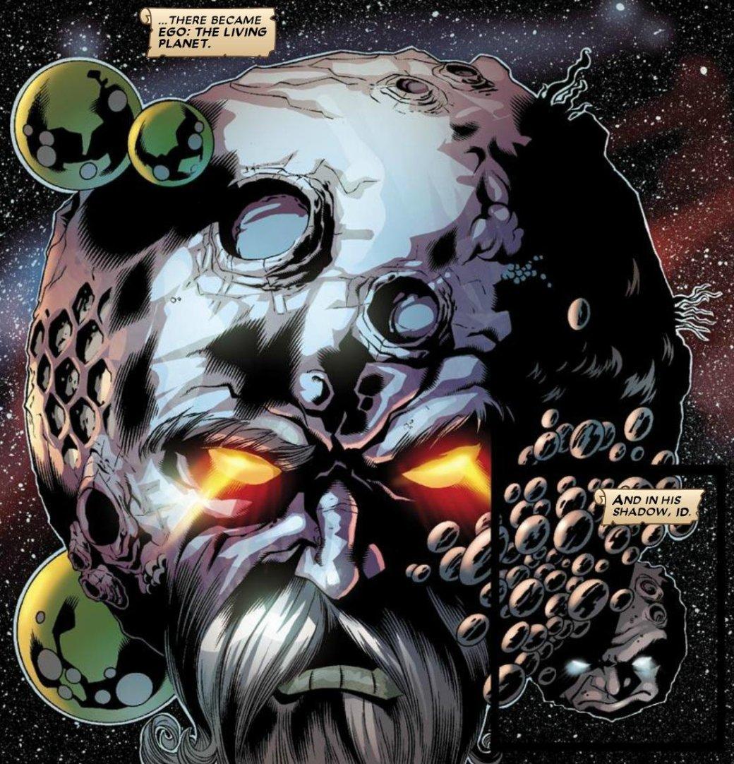 «Стражи Галактики 2» представят самого большого персонажа Marvel - Изображение 1