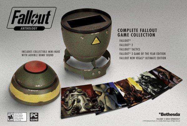 «Антология Fallout» поступит в продажу в октябре - Изображение 1