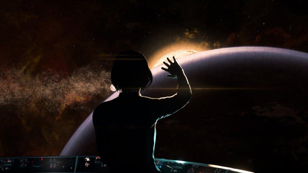 Потрясающий космос Mass Effect: Andromeda. - Изображение 1