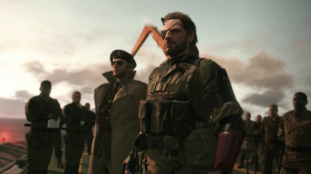 PC-версия MGS 5: The Phantom Pain выйдет вместе с консольными - Изображение 1