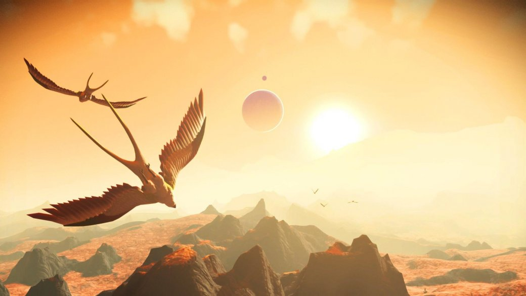 Коллекция потрясающих скриншотов NoMan's Sky, созданных вфоторежиме - Изображение 1