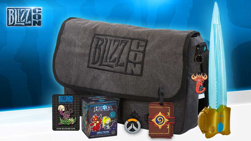 Стартовала продажа «виртуальных билетов» на BlizzCon 2015. - Изображение 1