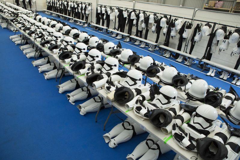 Загляните в раздевалку имперских штурмовиков из Star Wars - Изображение 2
