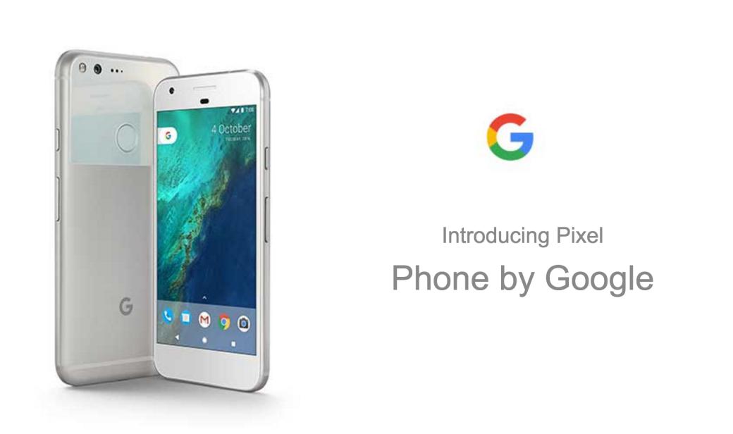 Google, неворуй! Новый смартфон Pixel подозрительно похож наiPhone - Изображение 1