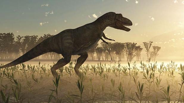 Тираннозавры неимели перьевого покрова— Ученые