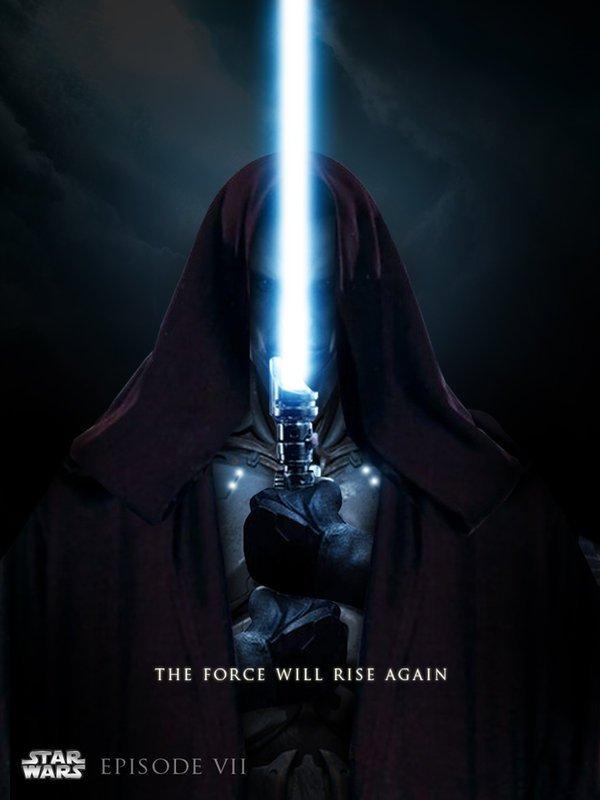 Фанатские постеры Star Wars: Episode VII - Изображение 9