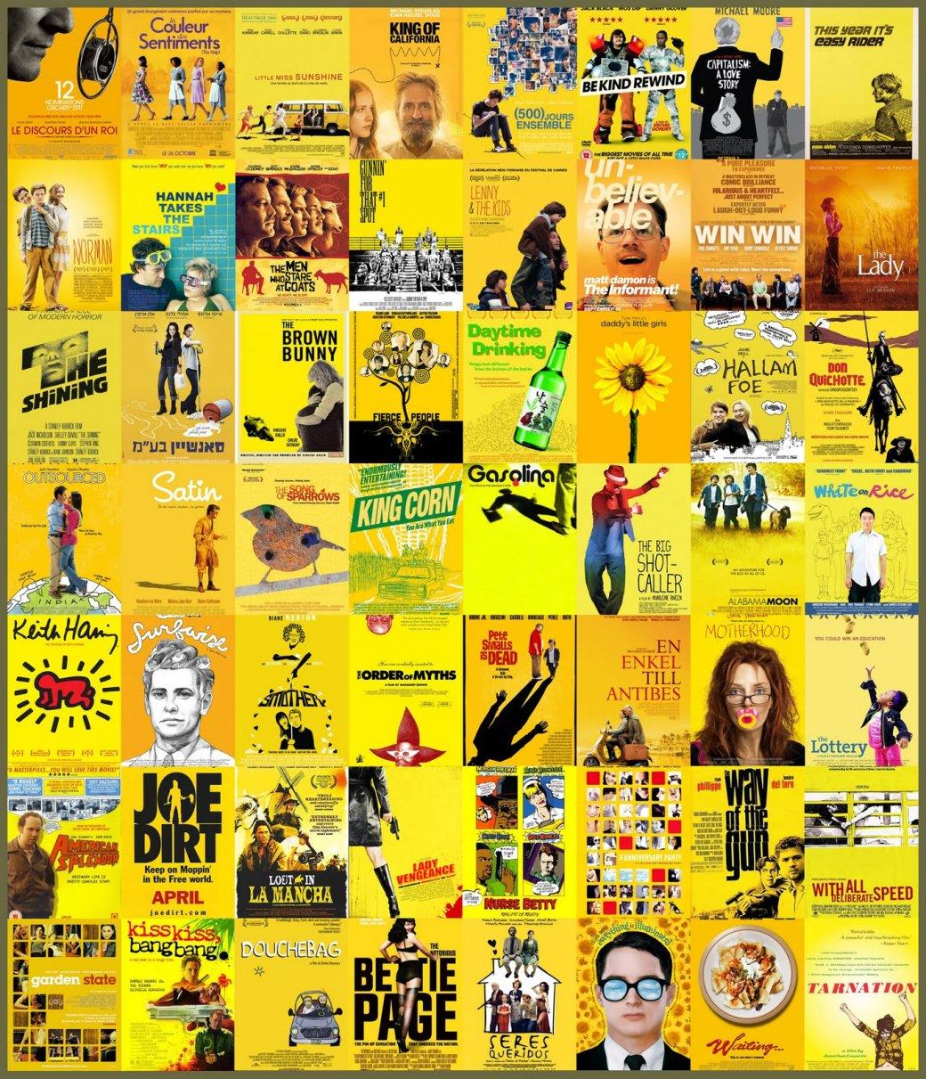 Утомившие киноштампы: Когда-то  постеры были искусством - Изображение 71