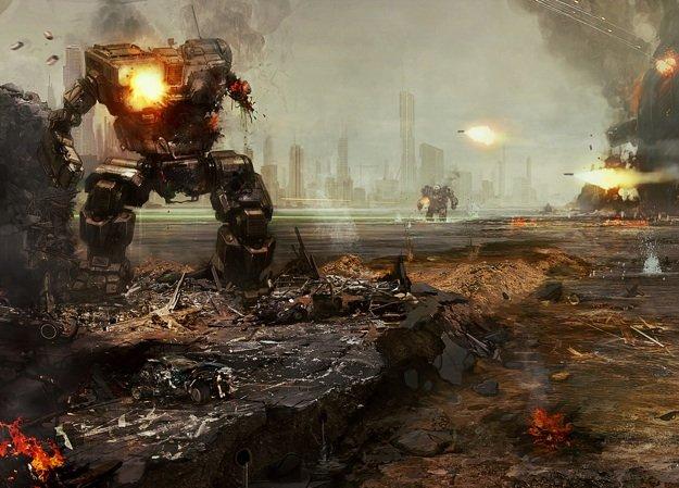 Mechwarrior Online VS Hawken: Битва роботов - Изображение 1