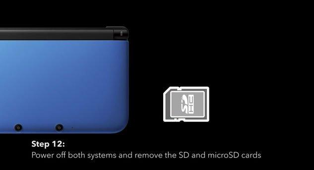 1-2-3...16 шагов и отвертка: как перенести данные с 3DS на New 3DS XL - Изображение 6