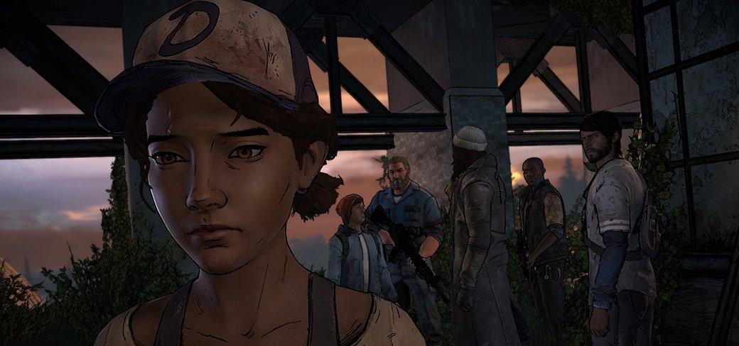 Рецензия на The Walking Dead: The Telltale Series - A New Frontier. Обзор игры - Изображение 4