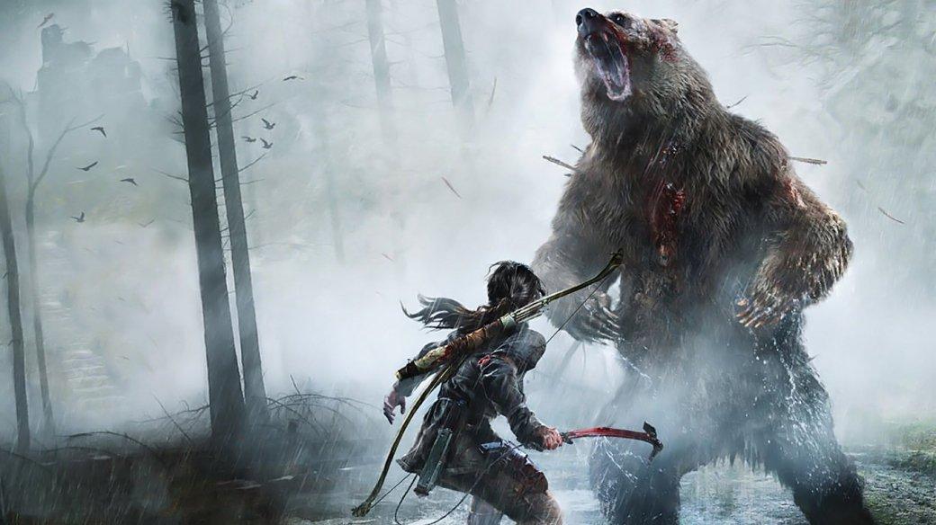 30 лучших игр 2015 года: Rise of the Tomb Raider - Изображение 1
