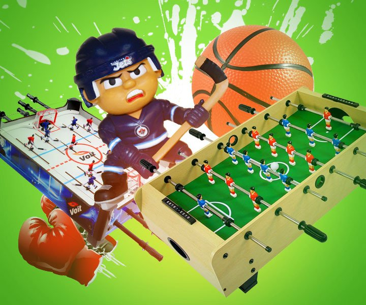 Инди-спорт на замену большим симуляторам - Изображение 1