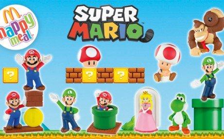 Борьба за Happy MealЫ от Nintendo - Изображение 1