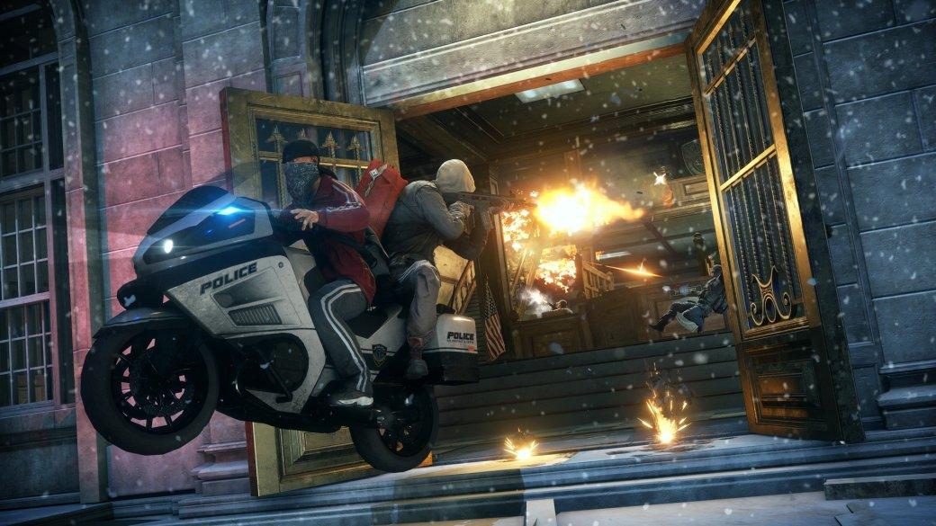 «Грабеж» для премиум-игроков Battlefield: Hardline начнется в среду - Изображение 1