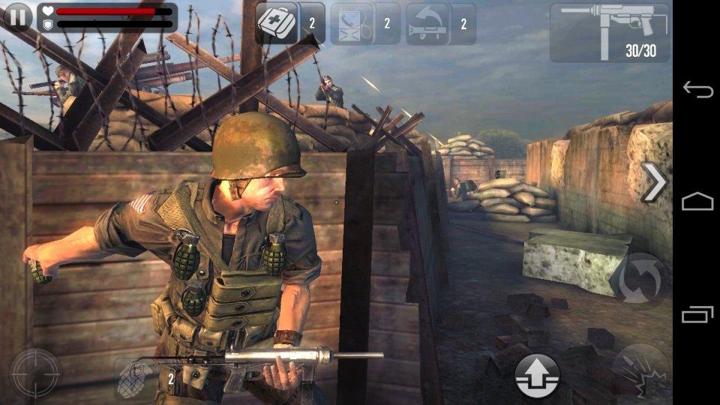История в кармане: 8 мобильных игр о войне - Изображение 2