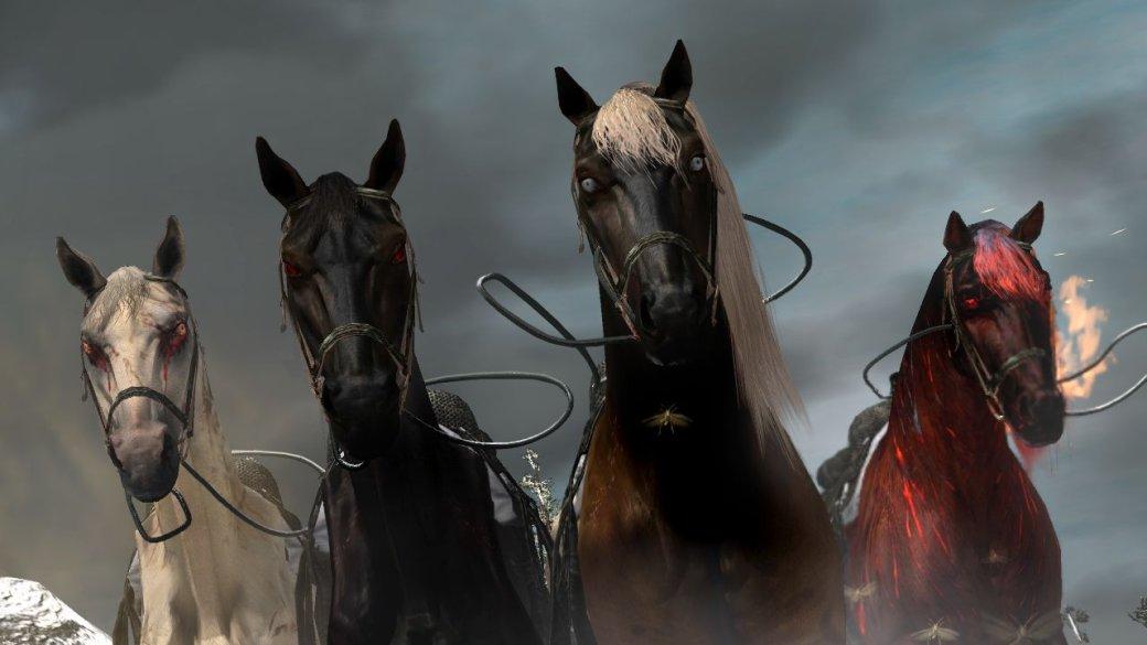 Иди и смотри: Всадники Апокалипсиса в видеоиграх - Изображение 2