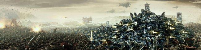 Warhammer 40000. История длинною в миллионы световых лет.. - Изображение 1
