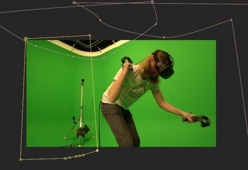 Крутой трейлер игры для HTC Vive совмещает реальность и VR - Изображение 1