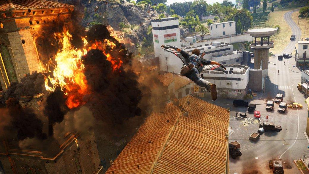 30 лучших игр 2015 года: Just Cause 3 - Изображение 3